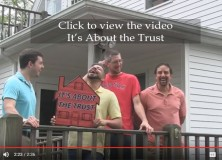 Video It's About the Trust